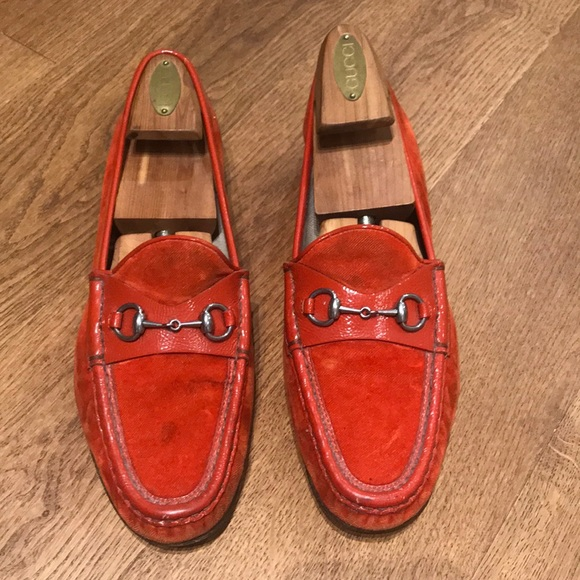 5da2e902f Gucci Shoes | Vintage Loafers | Poshmark